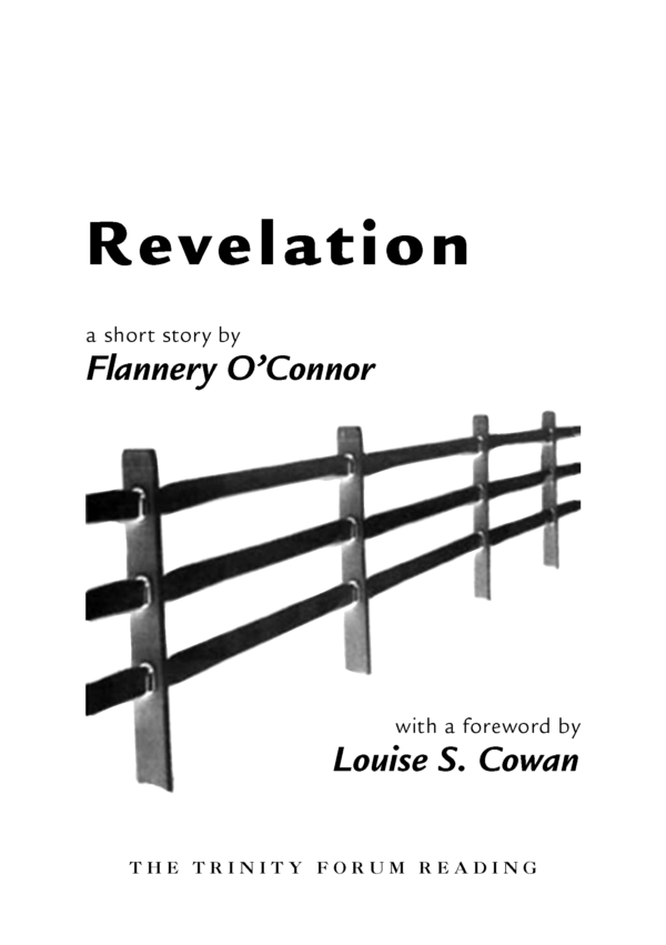 Revelation | Flannery O'Connor