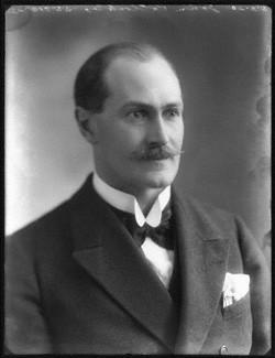 NPG x120356; Sir (Frederick) John Pollock, 4th Bt by Bassano