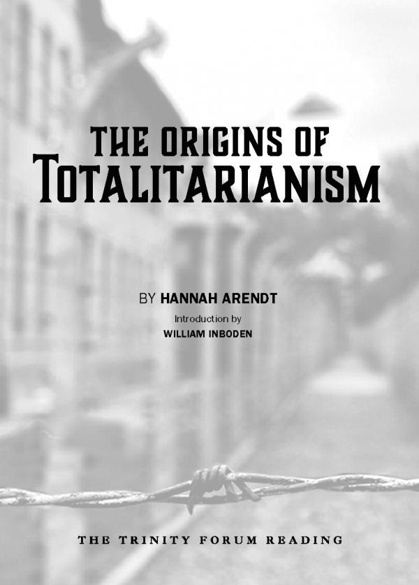 OriginsofTotalitarianism