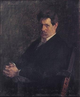 Émile_Schneider,_Portrait_d'Albert_Schweitzer