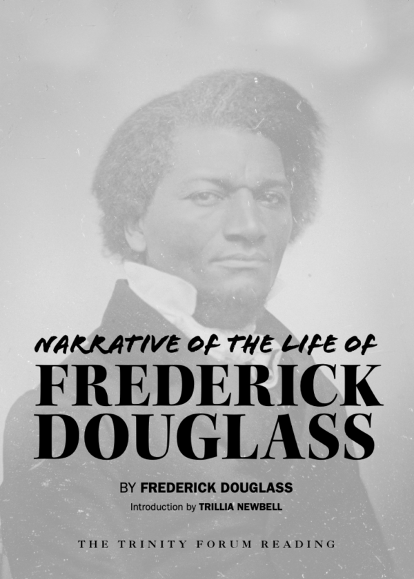 Inside Cover Frederick Douglass